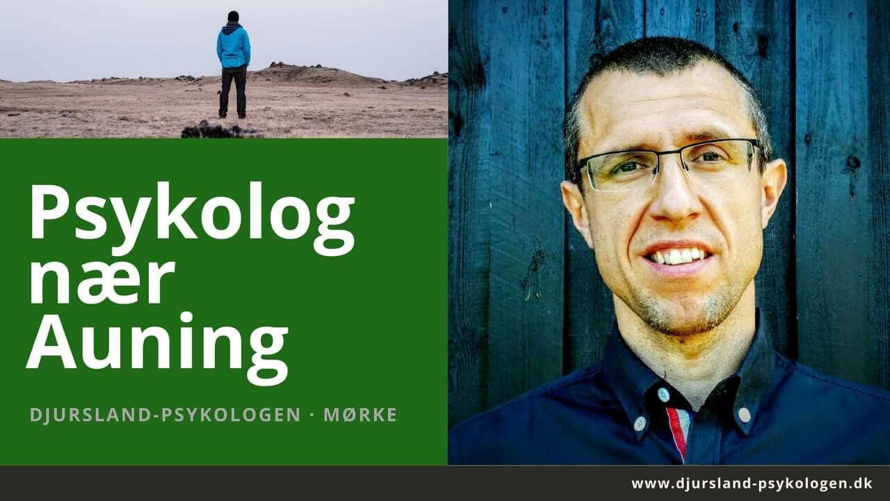 Venlig psykolog nær Auning og Sønderhald - uden ventetid. Tlf. 89 88 44 45. Psykolog-hjælp til stress, angst, depression og kriser.