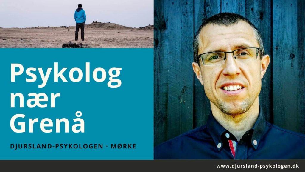 Psykolog Grenaa · Norddjurs - psykolog i Mørke, Djursland