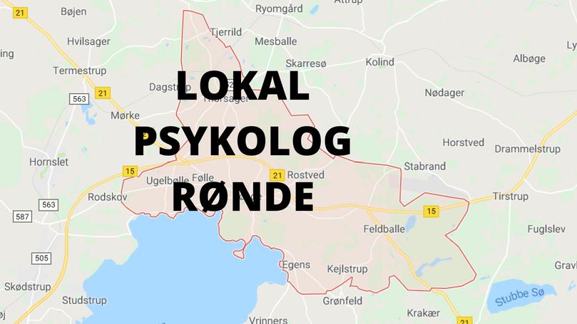 Psykolog Rønde - lokal psykolog nær Rønde