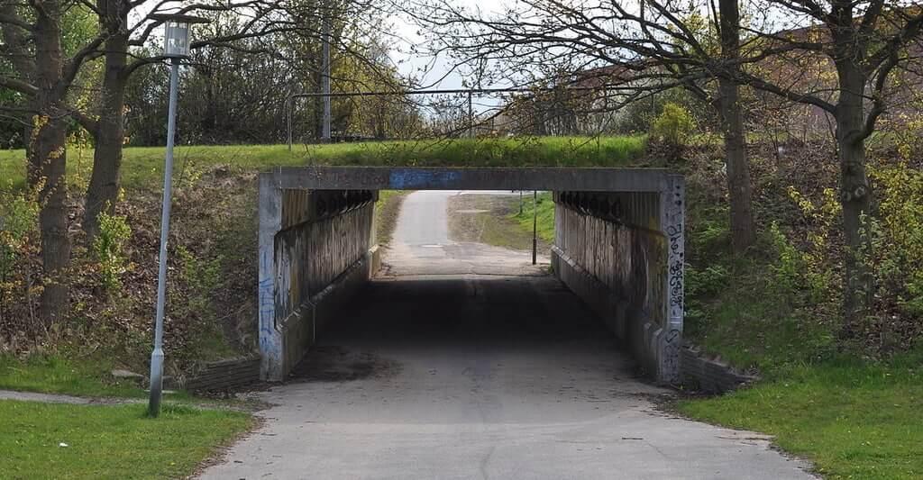 Psykolog Lystrup - tunnel og underbevidstheden