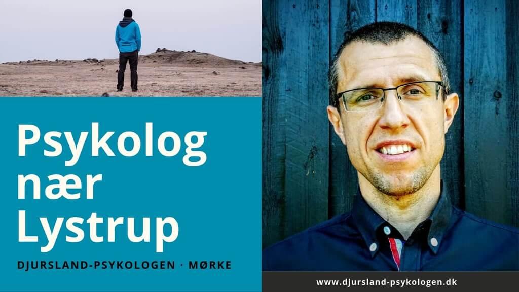 Erfaren psykolog nær Lystrup - uden ventetid