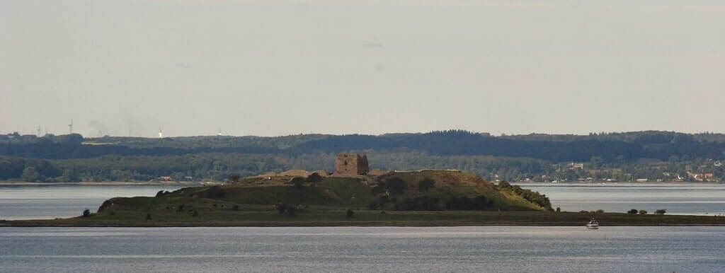 Psykolog i Syddjurs - Kalø ved Rønde, Nationalpark Mols Bjerge