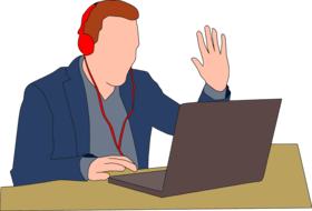 Corona - psykolog via video-samtaler