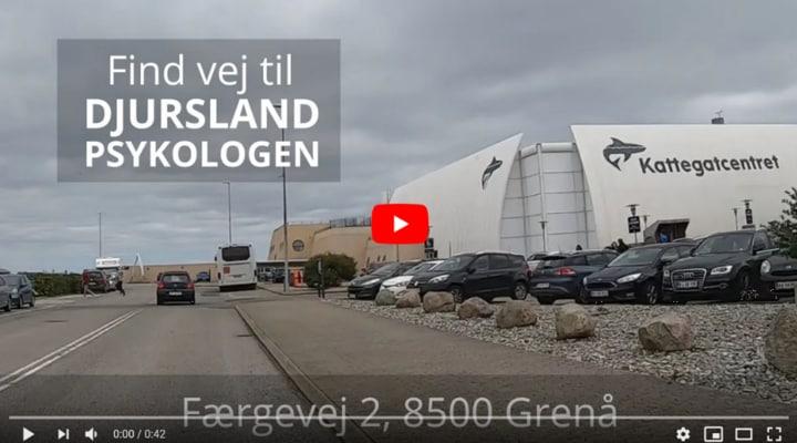 Psykolog i Grenå lige ved Kattegatcentret på Grenaa Havn og nær Ørum i Norddjurs - få samtaler om psykologi og hverdagen