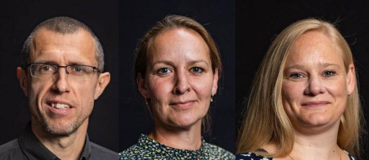 Psykolog Hadsten - Frank, Malene og Stine